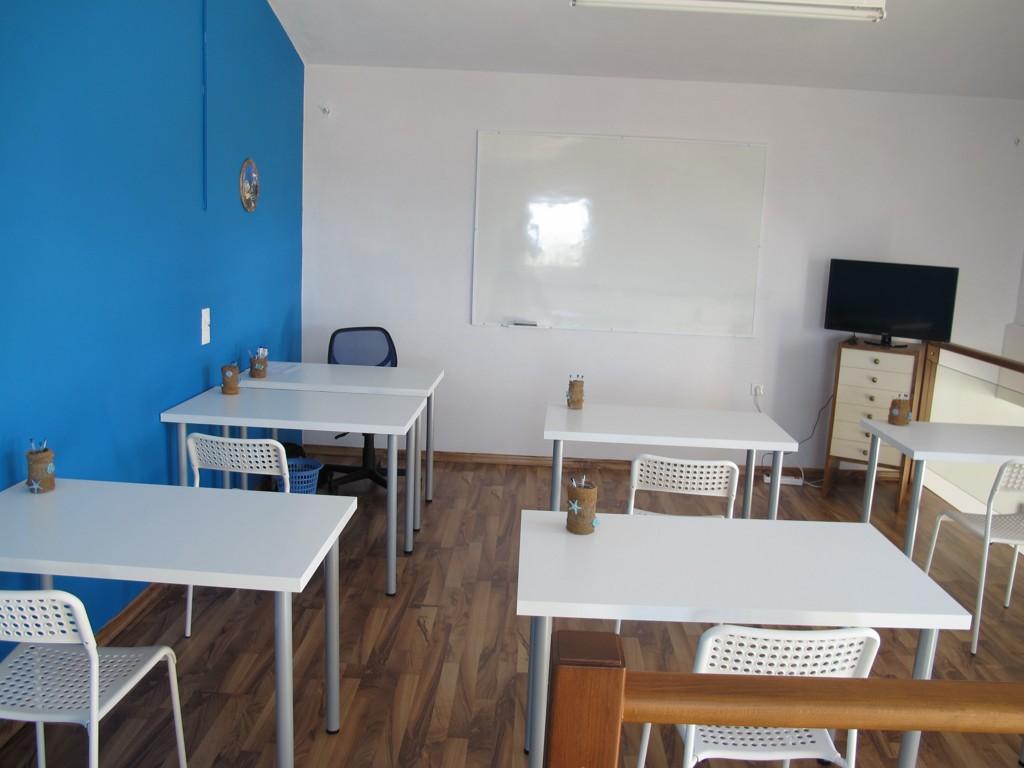 Diveness Facilities Classrom