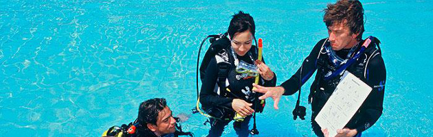 PADI SCUBA Review vol. I